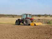 Three wheeled tractor 2 — Stock Photo