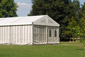 A party or event tent — Stockfoto