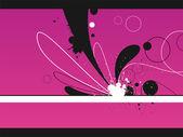 Abstrakt grunge banner — Stock vektor