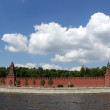 Russia, Moscow. Panoramic view of the Kremlin — Stock Photo