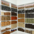 Shop of exotic Indian spices - Foto de Stock  