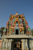 Traditional Hindu temple, South India, Kerala — Stock Photo