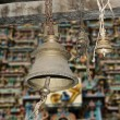 Traditional symbols of the Hindu religion - the bells — Stockfoto