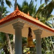 Traditional Hindu temple, South India, Kerala - Стоковая фотография
