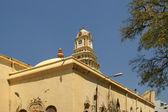 Thirumalai Nayakkar Mahal palace complex — Stock Photo