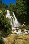 Waterfall in Northern Colombia — Stock Photo