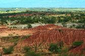 Deserto di tatacoa in colombia — Foto Stock