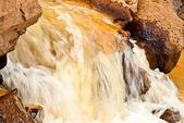 Golden River — Stock Photo