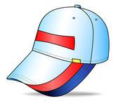 Outline cap vector illustration — Stock Vector