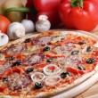 Fresh pizza - Foto de Stock