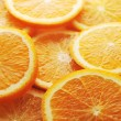 Royalty-Free Stock Photo: Background made of juicy oranges