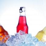 Bottles drink — Stock Photo