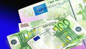 European banknotes — Stock Photo