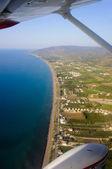 Kıbrıs hava fotoğrafçılığı — Stok fotoğraf