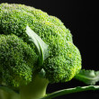 Broccoli close-up - Stock Photo