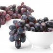 Stock Photo: Purple grape