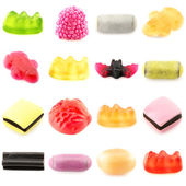 Candy set — Stock Photo