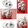 Collage of Christmas decorations — Stock fotografie #7678982