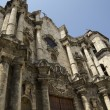 HavanCathedral in Cuba — Stock Photo #7124873