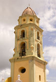 The bell tower. Symbol of Trinidad, Cuba — Stock Photo