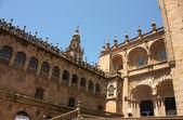 Cathedral - Santiago de Compostela, Spain — Stock Photo