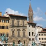 Piazza della Signoria, Florence, Tuscany, Italy. — Stock Photo #7400404