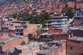 Cityscape Medellin. — Stock Photo