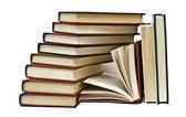 Eleven books. — Stock Photo