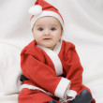 What a nice Santa. — Stock Photo #7326572