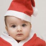 A nice Santa Claus. — Stock Photo