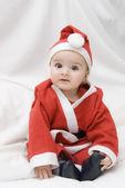 Little Santa. — Stock Photo
