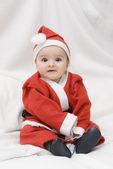 What a nice Santa. — Stock Photo