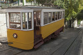 Funicular da Gloria, Lisbon. — Stock Photo