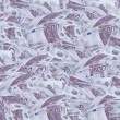 500 euros bills. — Stock Photo
