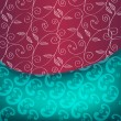Beautiful floral background — ストックベクター #7119279