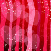 Romantic background — Vetorial Stock
