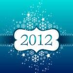 Beautiful New Year — Stock Vector #7832748