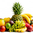 Fruits isolated — Stock Photo