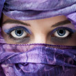 Stock Photo: Arabiface