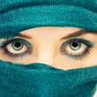 Arabian face - Stock Photo
