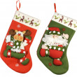 Xmas socks — Stock Photo #7619330