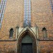 Stock Photo: Portal in gothic church