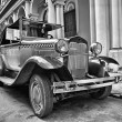 Vintage cars — Stock Photo #7214001