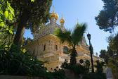 エルサレムにマリア マグダレナ正教会修道院 — ストック写真