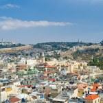 Jerusalem, aerial view — Stock Photo #7883947