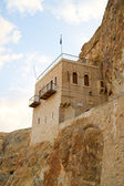 Monastery of Temptation, Palestine, Israel — Stock Photo