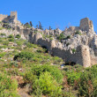 Monastery Saint Hilarion Castle - Stock Photo