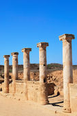 古代ギリシャの列 — ストック写真