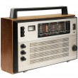 Oldfashioned retro radio — Foto de stock #7369157