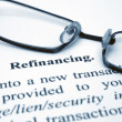 Refinancing — Stock Photo #6938462